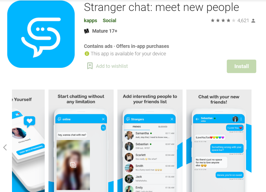 Free people for chatting with bridgeman.co.uk