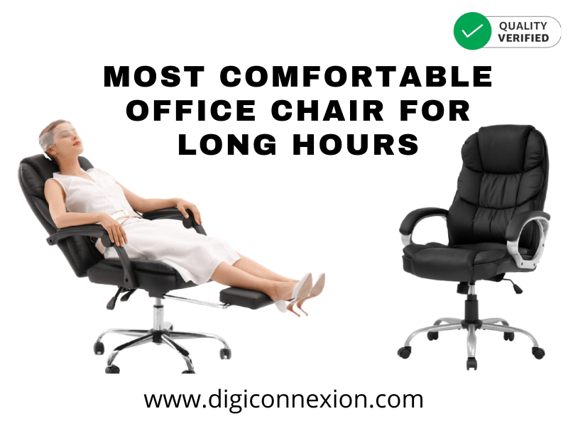 Most Comfortable Office Chair for Long Hours (1)